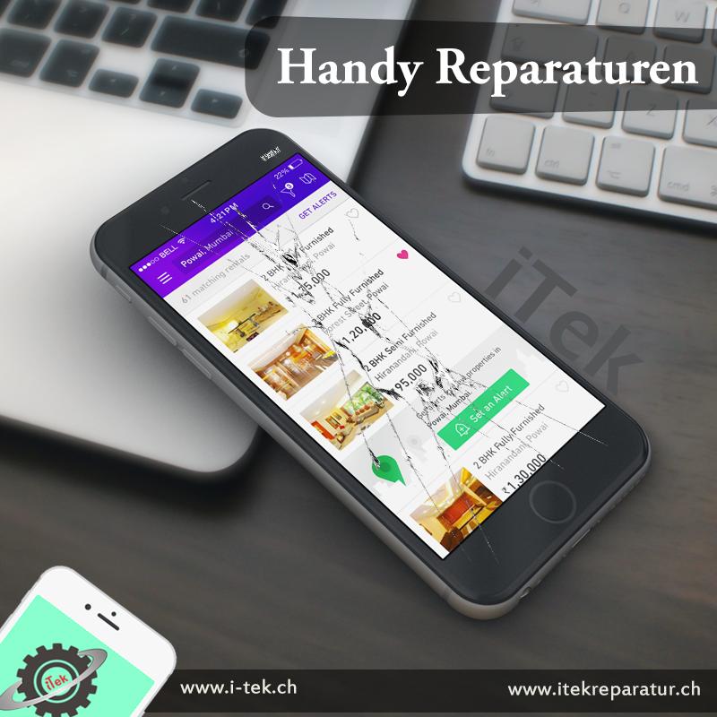 Smartphone Handy Express Reparaturen Tel. 043 928 28 28