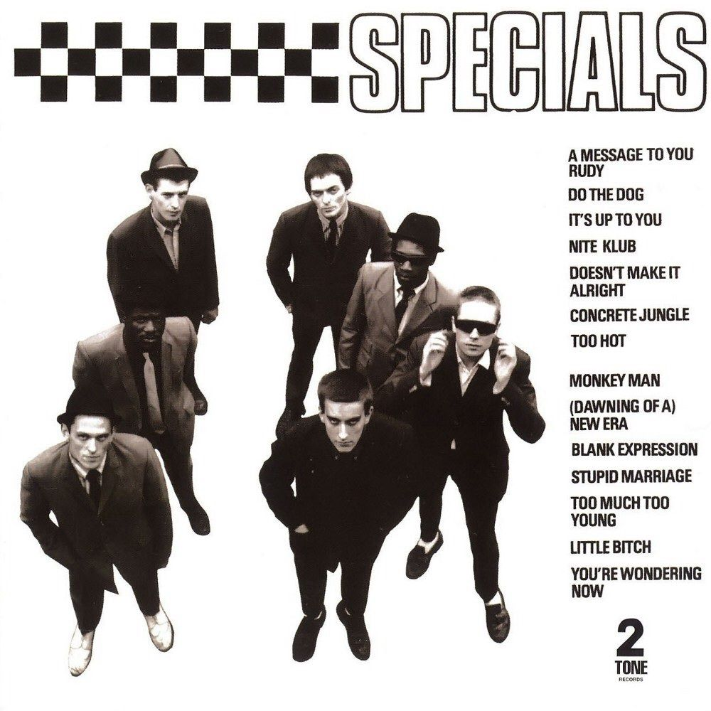Image result for the specials album cover
