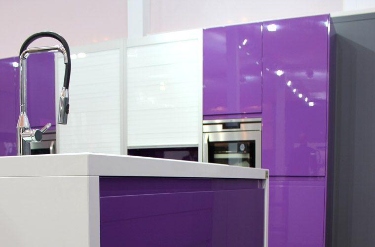 Dise o de linea3 cocina lisboa brillo cocinas - Diseno d cocinas ...