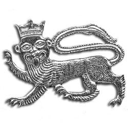 Lion of England Badge: Renaissance Costumes, Medieval Clothing, Madrigal Costume: The Tudor Shoppe