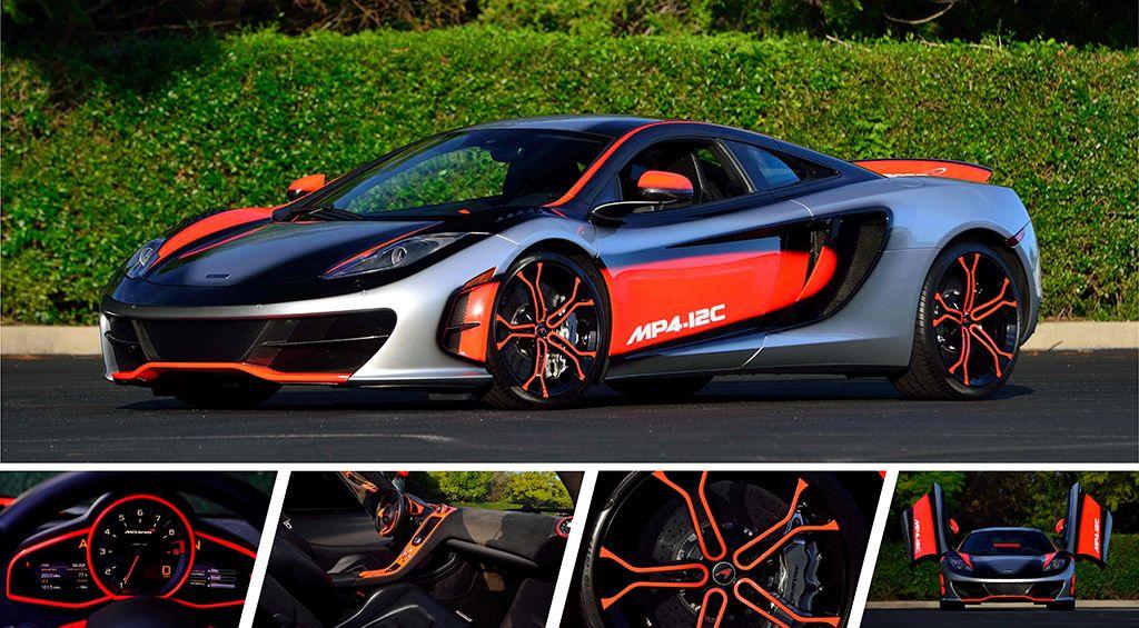 2012 #MCLAREN MP4-12C #HIGH #SPORTScar #cars #racing #unique ...