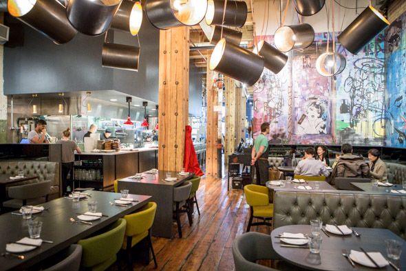 Top 10 Restaurants With Stunning Interior Design In Toronto The Best Of Pinterest Restaurantichelin Star