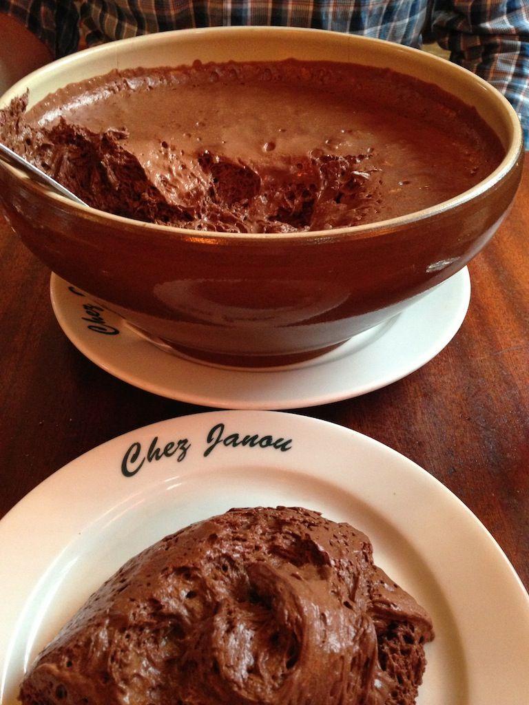 Chocolate Mousse In Paris Annie Fitzsimmons Paris Eats Chocolate Mousse Food