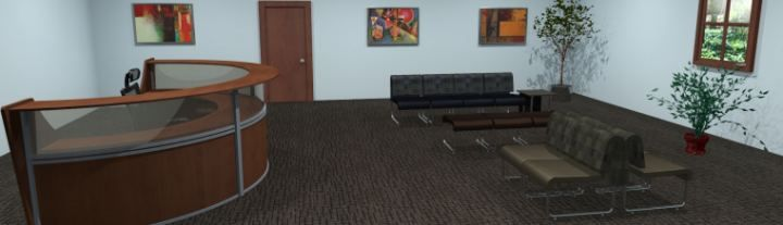 Have You Ever Wanted To See How OFM Furniture And Accessories Will Fit In  Your Office