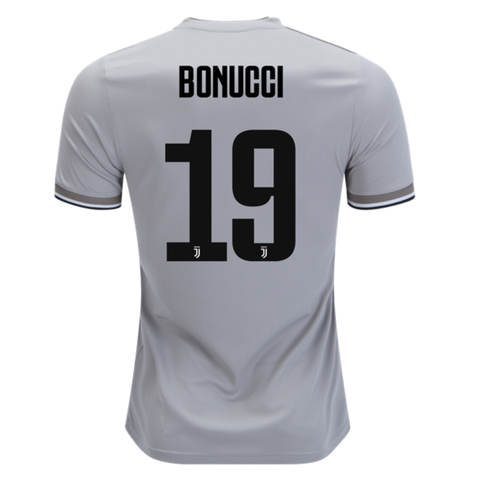 e3ed1dc6834 Juventus 18 19 Away Men Soccer Jersey Personalized Name and Number ...