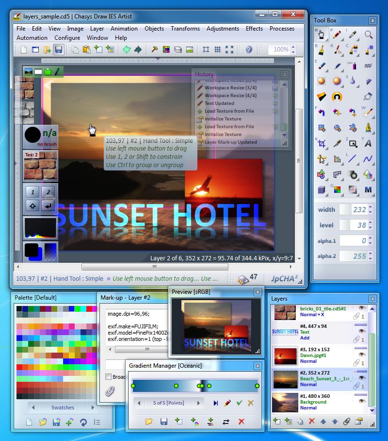Aplikasi Foto Alternatif Adobe Pengeditan foto