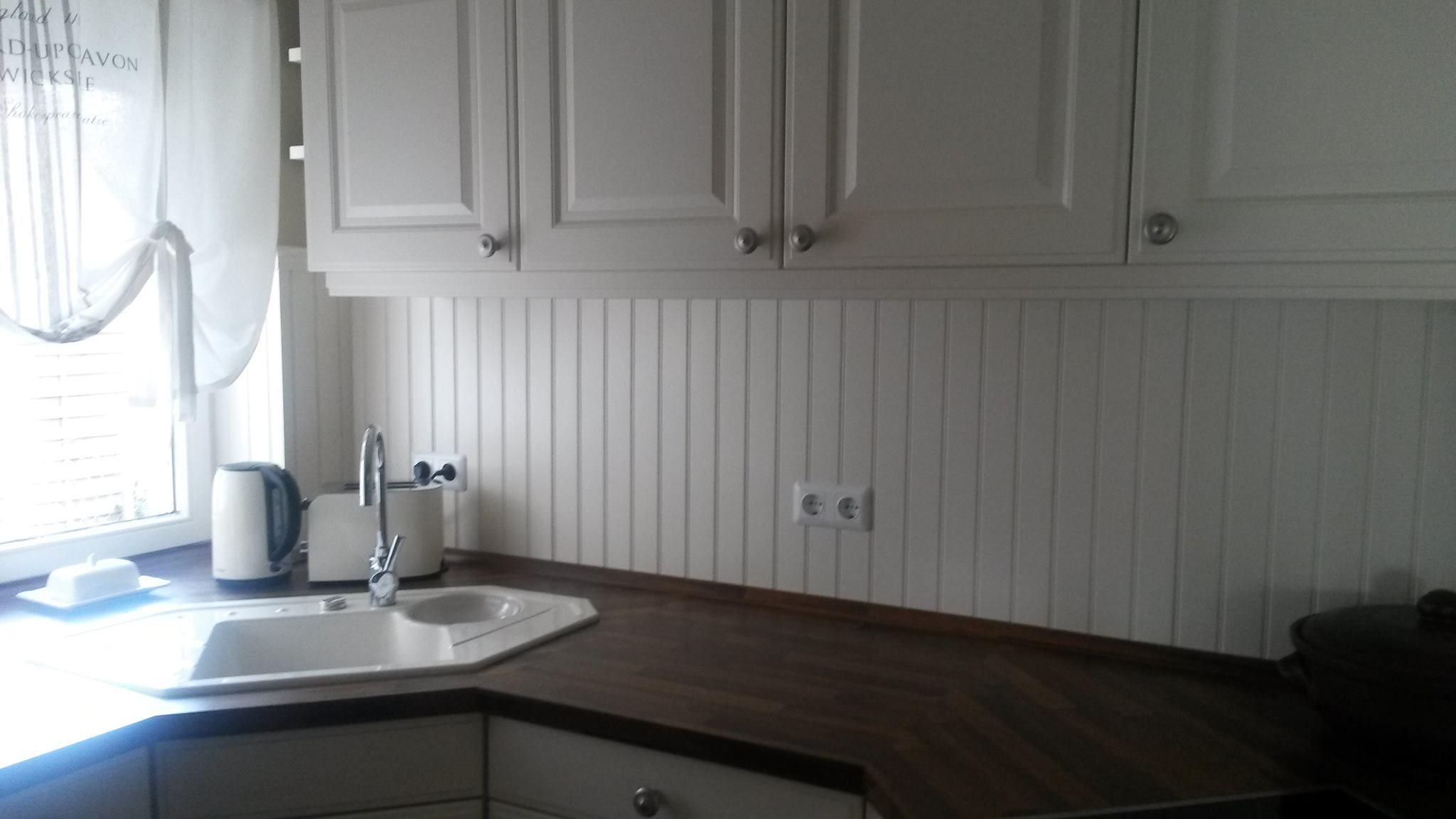 Fliesenspiegel Mal Anders Wandgestaltung Landhaus