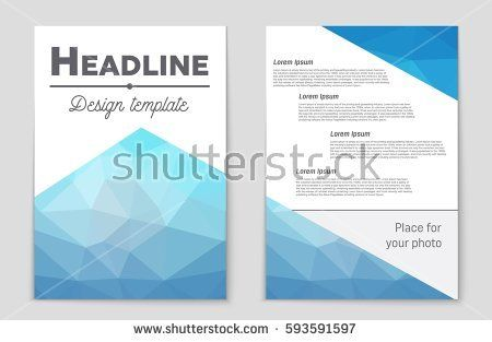 Abstract Vector Layout Background Set For Art Template Design List Front Page Mockup Brochure Theme Style Banner Idea Cover Booklet Print Flyer