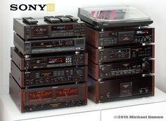 Sony ES 1985 -1990 - #-1990 #1985 #ES #Sony