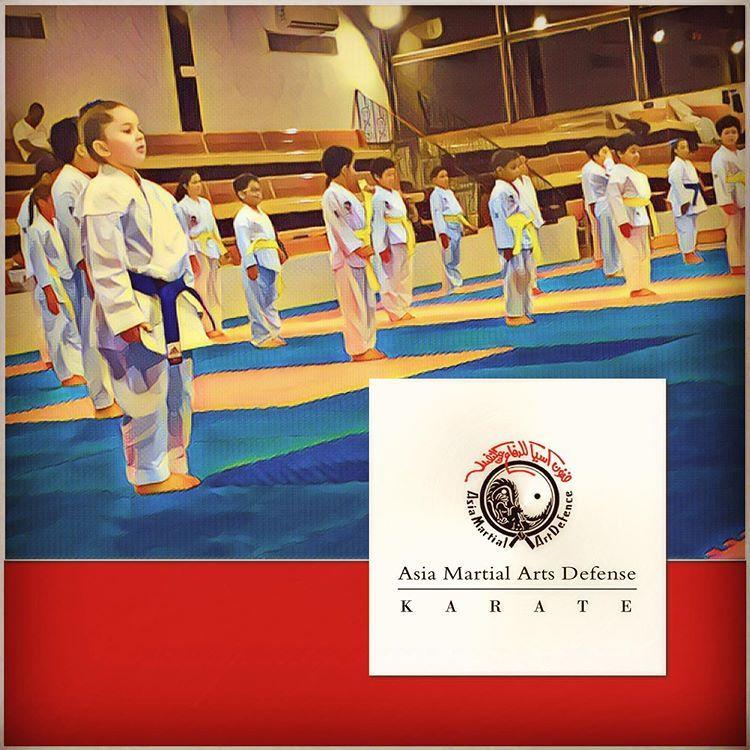 تعليم رياضة الكاراتيه Martial Arts Martial Baseball Cards