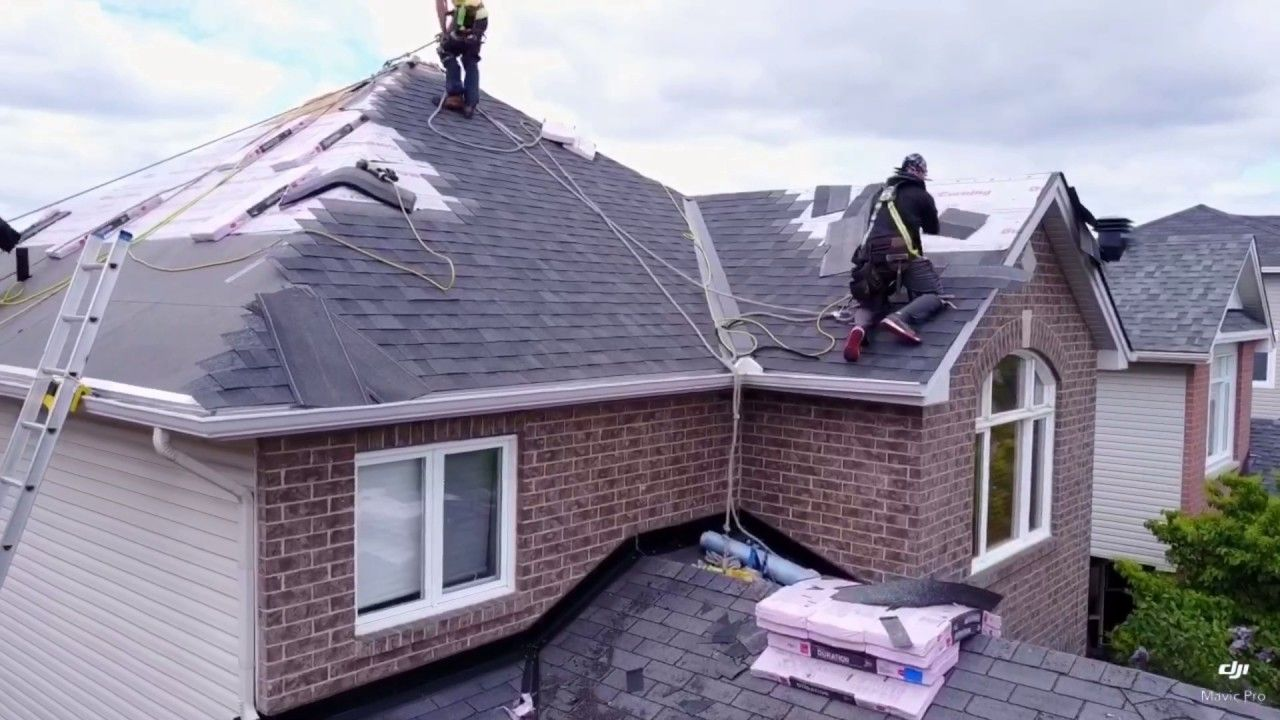 Roofing Ottawa Roofing House Styles Highland Village