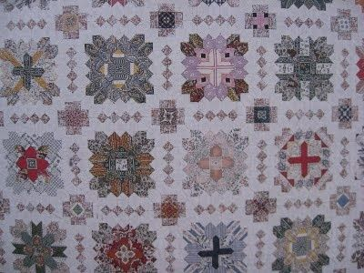 Original Lucy Boston Quilt English Paper Piecing