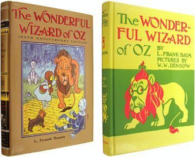 The Wonderful Wizard Of Oz 100th Anniversary Edition Books Of Wonder L Frank Baum W W Denslow 97800 The Wonderful Wizard Of Oz Good Books I Love Books
