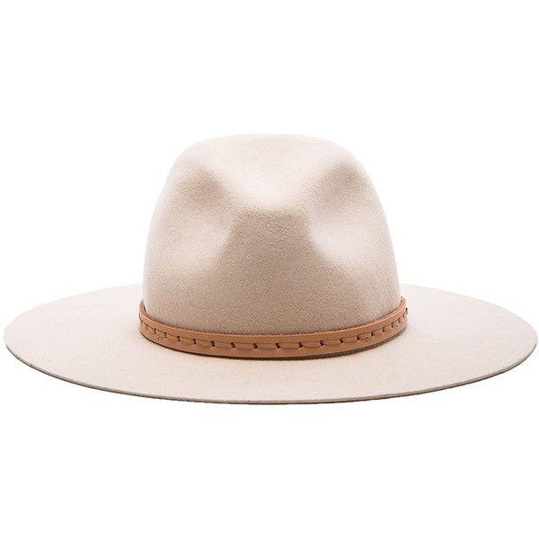 8343b7ea6599 rag & bone Wide Brim Fedora Hat (260 CAD) ❤ liked on Polyvore featuring  accessories, hats, wide brim fedora, wool fedora hat, rag bone hat, fedora  hats and ...