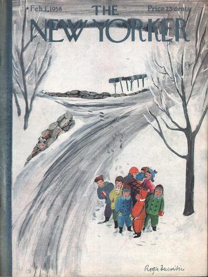 The New Yorker February 1 1958