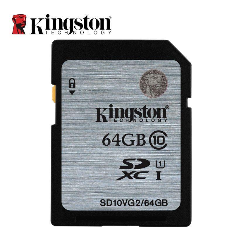 Original kingston real capacity class 10 sd card 16gb 32gb