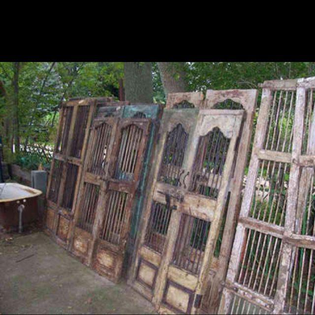 Beautiful Salvaged Doors Salvaged Doors Wood Doors
