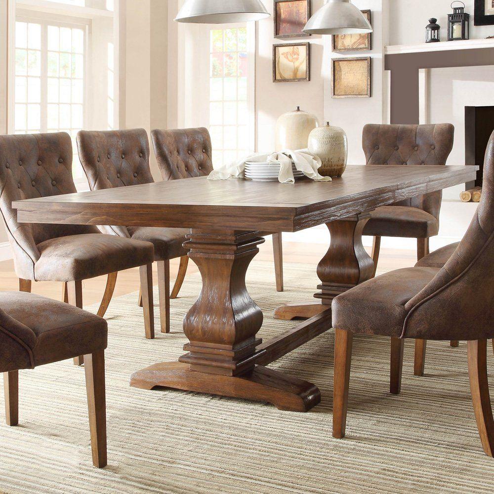 Furniture Restoration Hardware Dining Table | House Plans ...