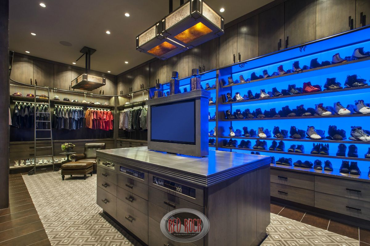 Luxury Walk In Closet Designs Pictures Clothing Storage