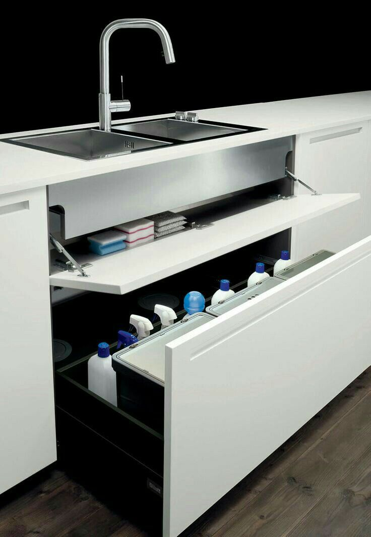 Kitchen Cabinets That Store More Kitchen Cabinet Storage Kitchen Trash Cans Kitchen Cabinet Organization
