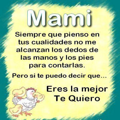 Frases Hacia Una Madre Sencilla Tabu Pinterest Mama Frases Y