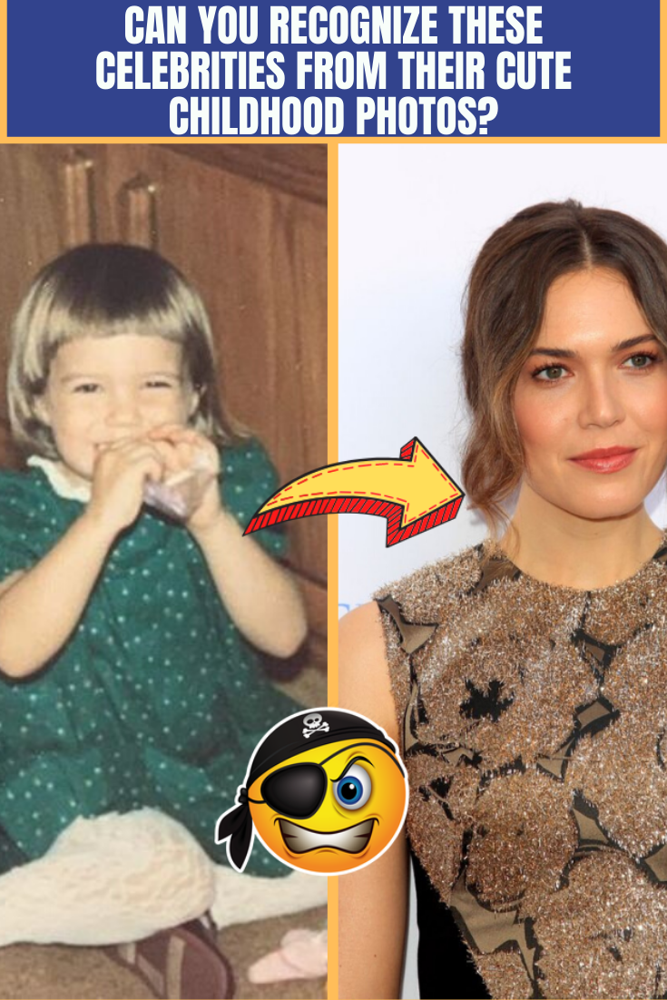 Can You #Recognize These #Celebrities From Their #Cute #Childhood #Photos?