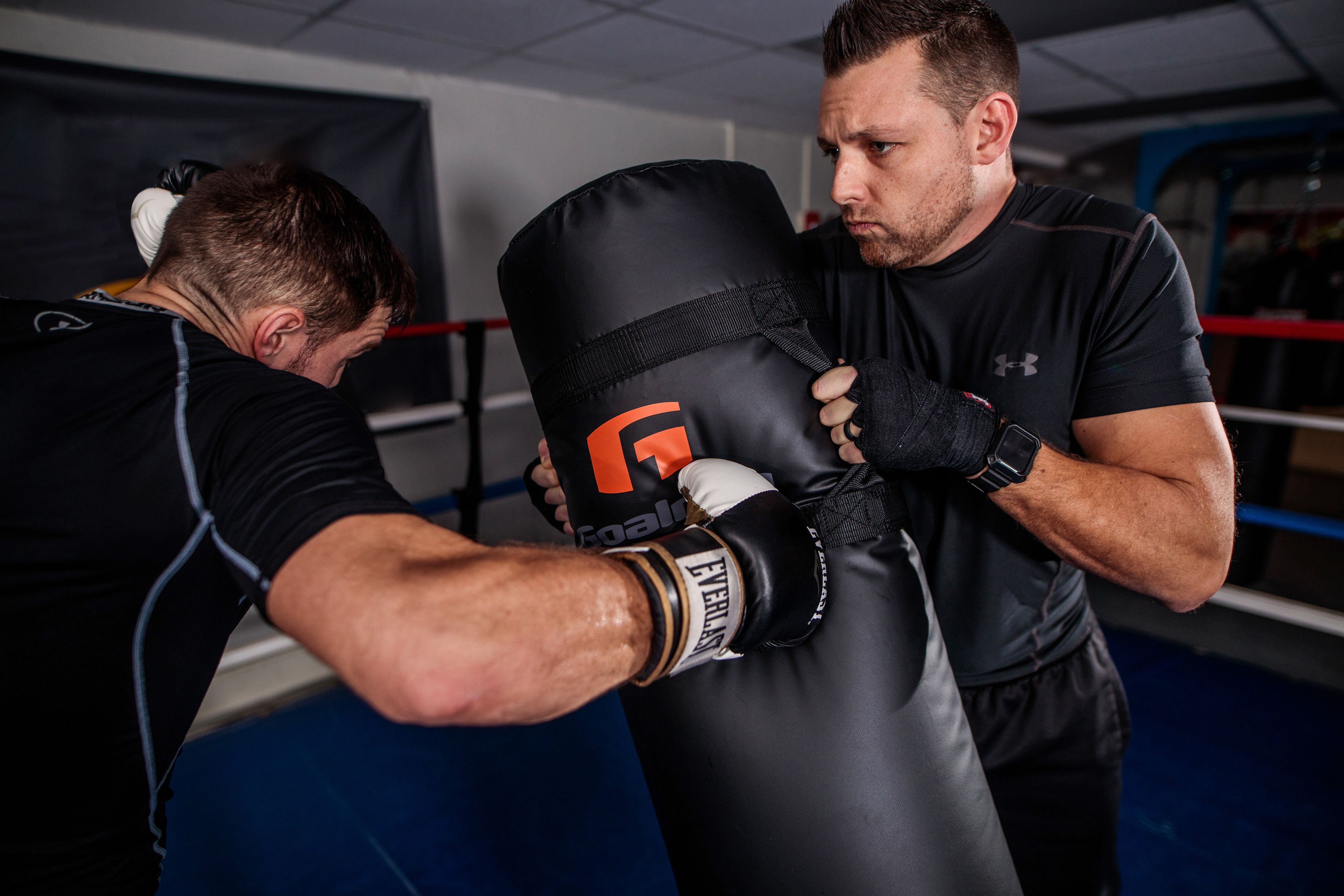 Goalrilla tackling dummy in 2020 kickboxing sports