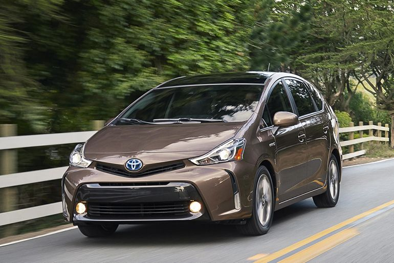 Toyota Prius V 2015 Vs Ford C Max 2015 Safety Technology