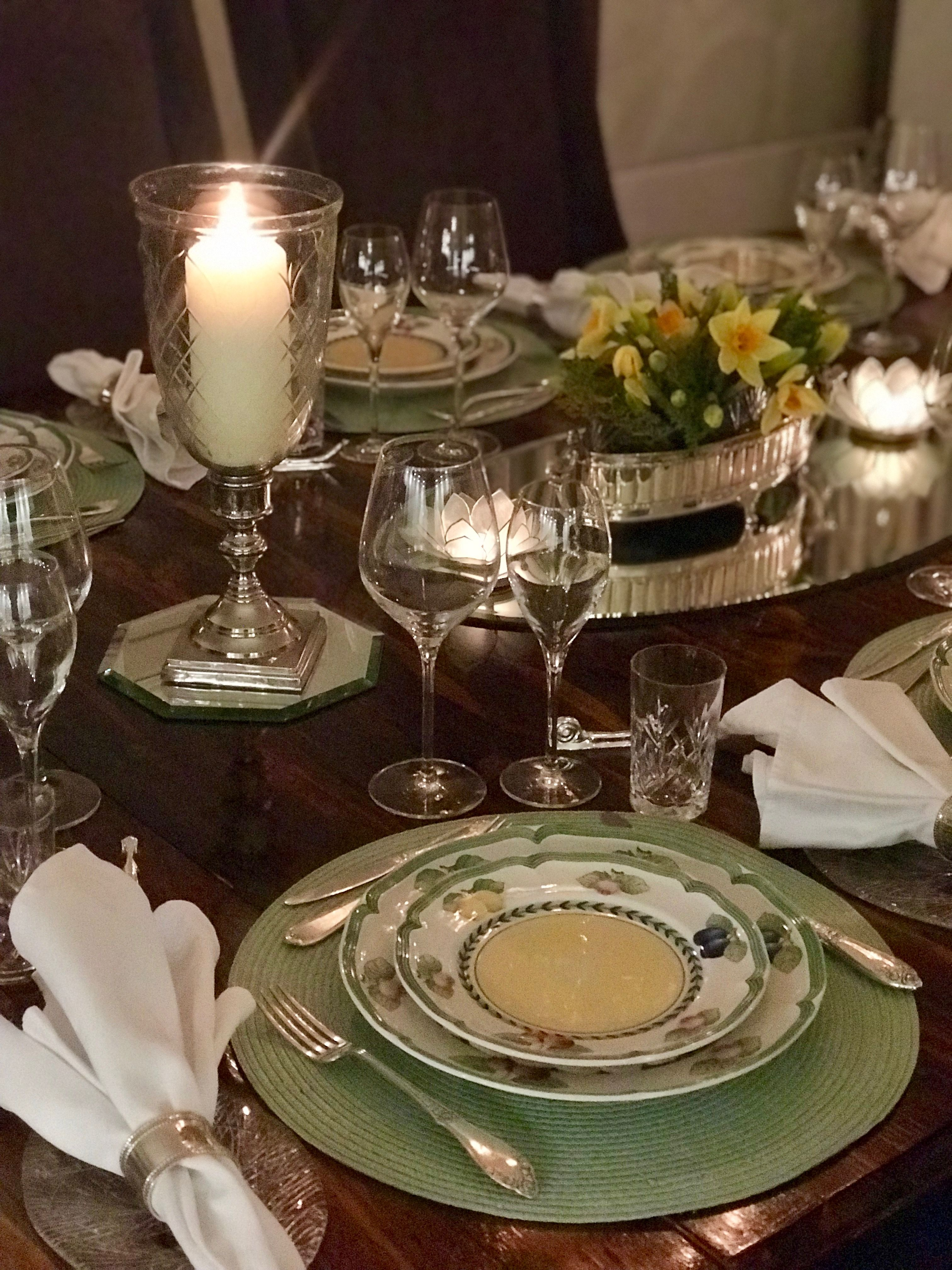 Rustic Thanksgiving Tablescape Home With Holly Thanksgiving