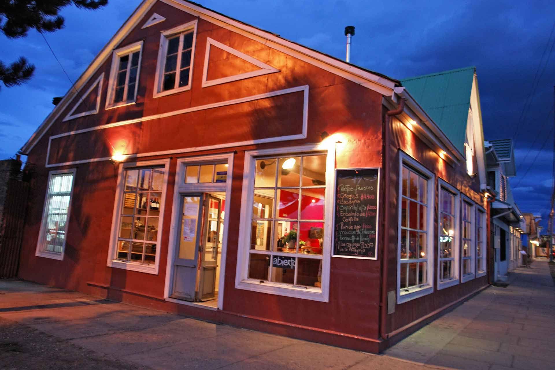mesita grande Puerto Natales Puerto natales, Natal