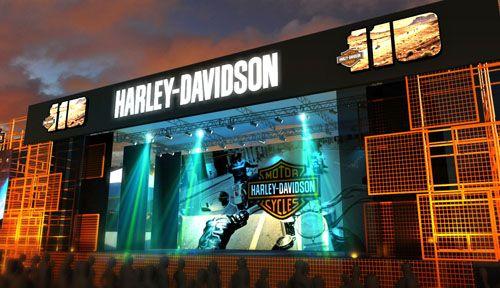Os 110 anos de liberdade da Harley