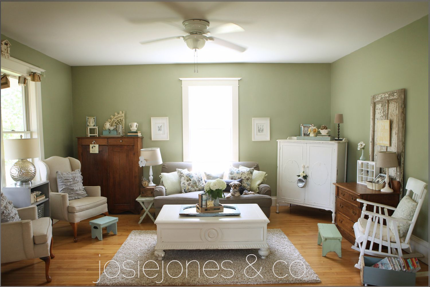 Benjamin Moore Living Room Paint Colors