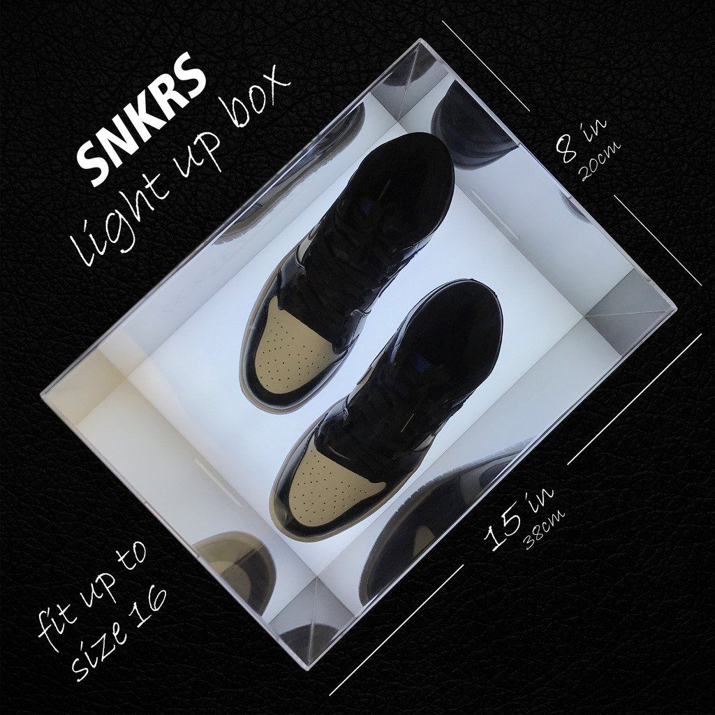light up wall deor.htm sneaker display case led light up  storage container for shoes  sneaker display case led light up