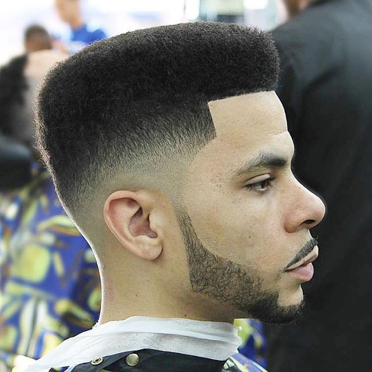 Box fade haircut designs einzigartige beliebte stile neu