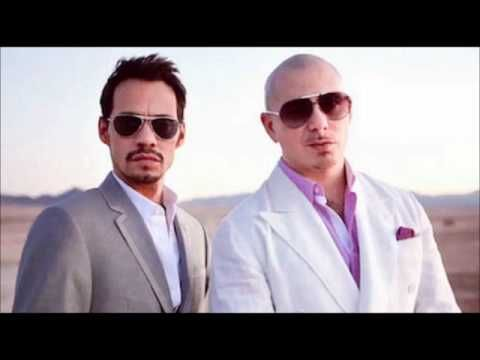 Pitbull Ft Marc Anthony Rain Over Me With Lyrics Youtube Marc Anthony Anthony Lyrics