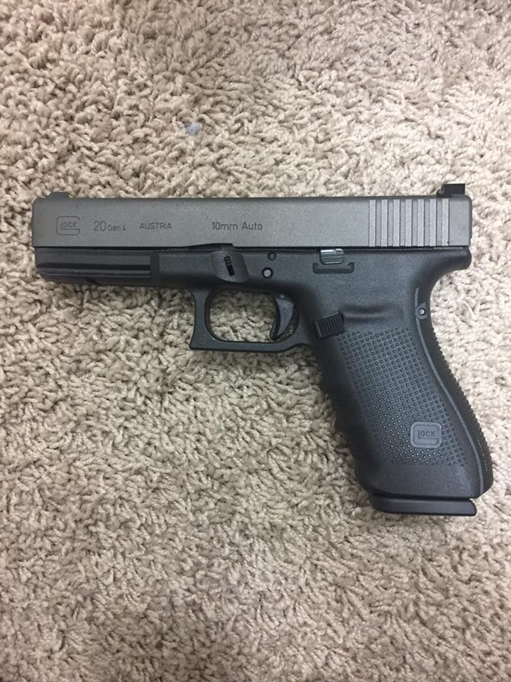 Pin On Glock