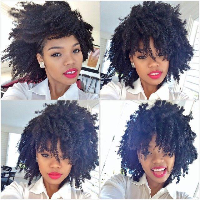 Natural Hair Ing In The Wind Jamaican Fashion Blogger Natasha Leeds