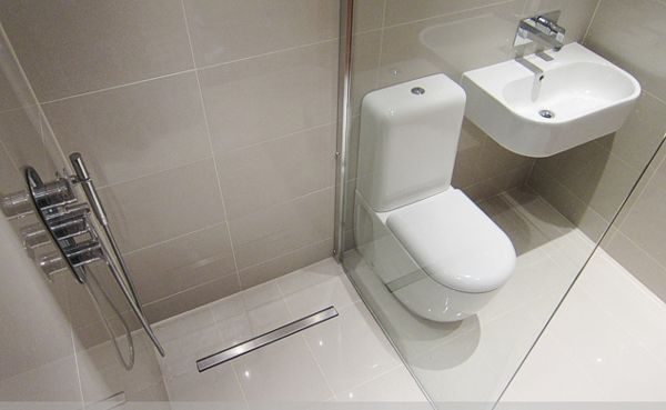 Shower room joy