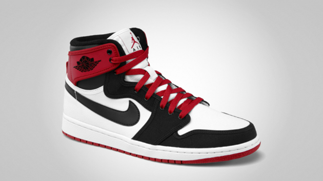 Air Jordan 1 Retro Ko Haut Blanc  / Noir Gym Red Sox
