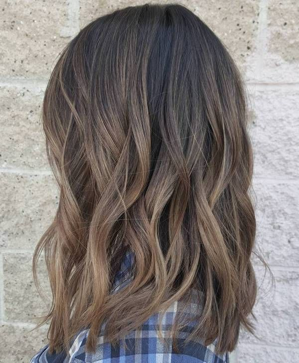 70 Flattering Balayage Hair Color Ideas for 2021 A