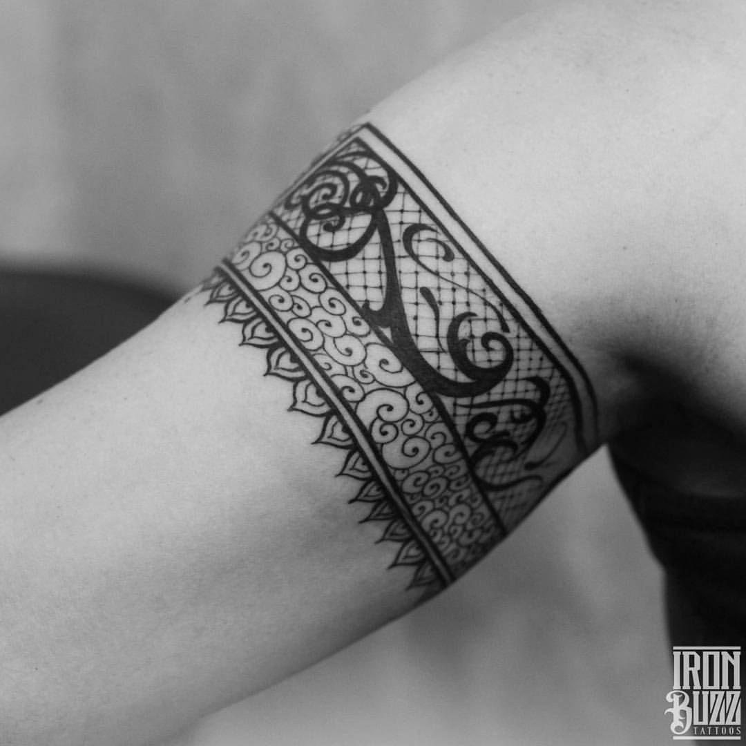 armband tattoo - Google Search | Tats | Pinterest | Armband tattoo ... - Armreif Tattoo