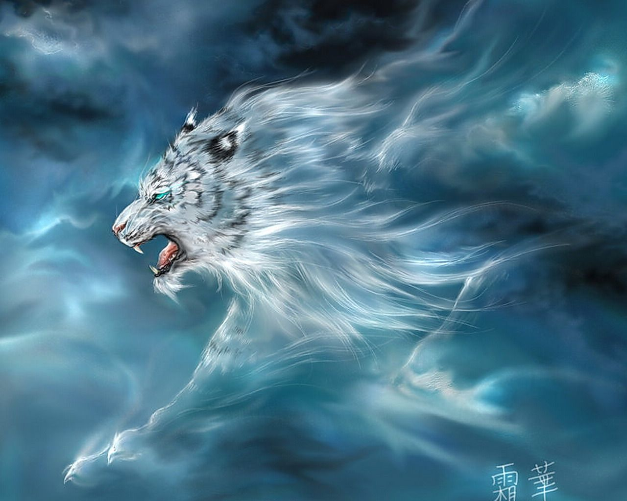 20 Tiger HD Wallpapers | Backgrounds - Wallpaper Abyss ...