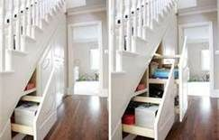 Nice way to use space under the stairway