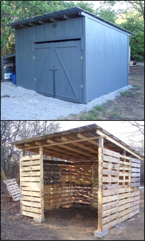 Shed Plans Jardin Now You Can Build Any Shed Click The Image For Many Shed Plan Ideas Ba Abri Jardin Palettes Palette Diy Projets En Bois De Palette