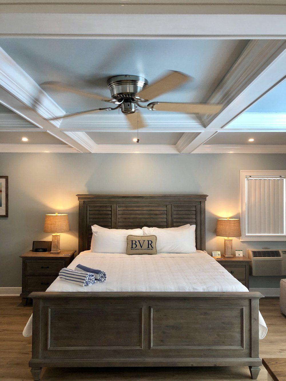 Ocean Drive Suite — BeachSideVillageResort in 2020 Queen