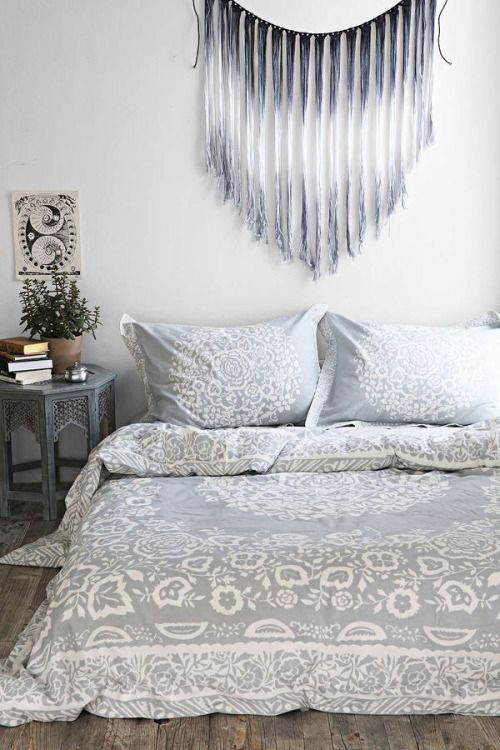 Graunachttischbettwäsche Color Grey Charcoal Duvet Covers