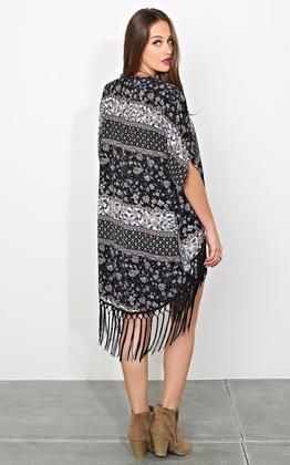 STYLES FOR LESS: Bali Floral Woven Wrap - SML - Black Combo in Size Small by Styles For Less Buy Now $15.0 Find at Faearch
