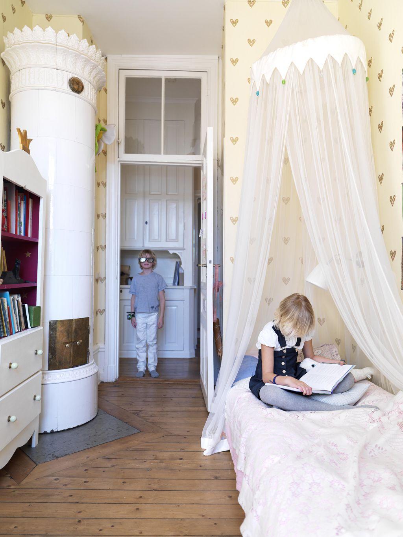 La chambre de Hedda