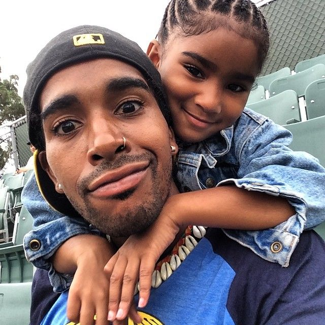 Omarion Daughter 2016