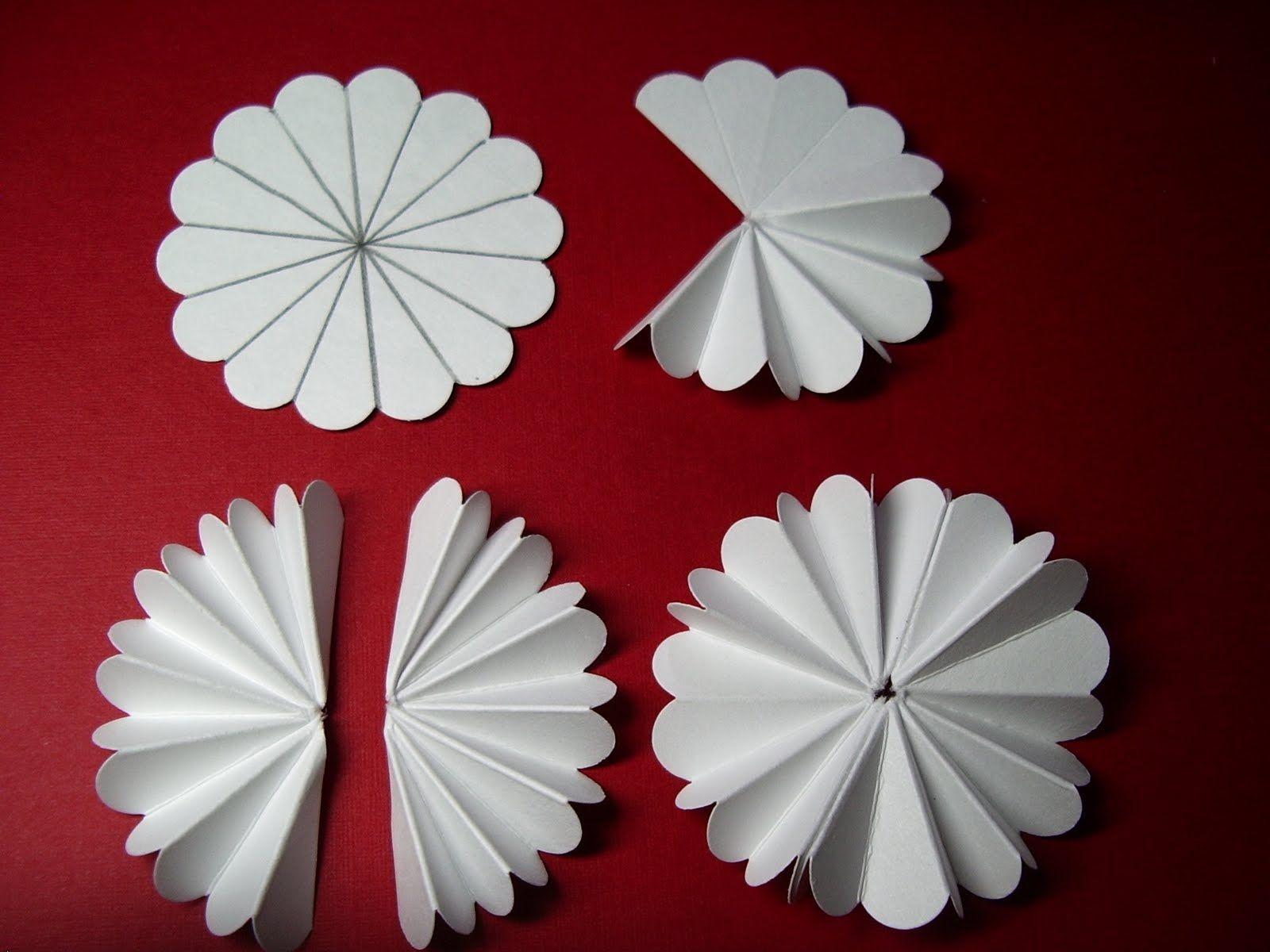 Accordion Paper Folding Recherche Google Scrapbook Paper Crafts